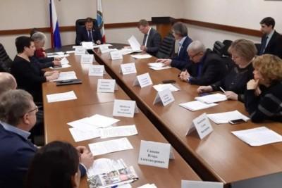 Состоялось заседание комиссии по рассмотрению заявок на заключение соглашения об осуществлении деятельности на территории опережающего социально-экономического развития «Петровск»